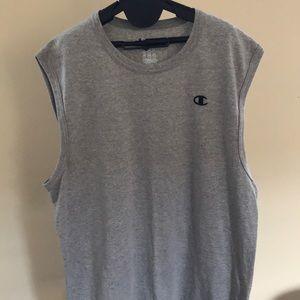 Champion Authentic Sleeveless T Shirt